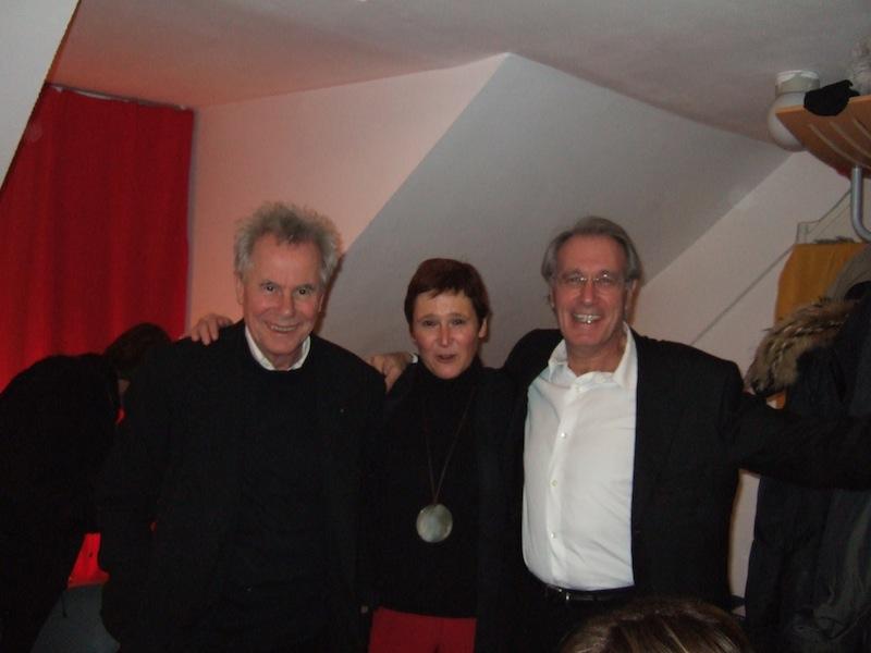 Avec François Marthouret et Bernard Le Coq