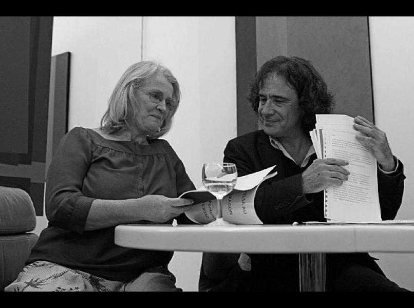 Marie-Christine Barrault et Charles Gonzalès