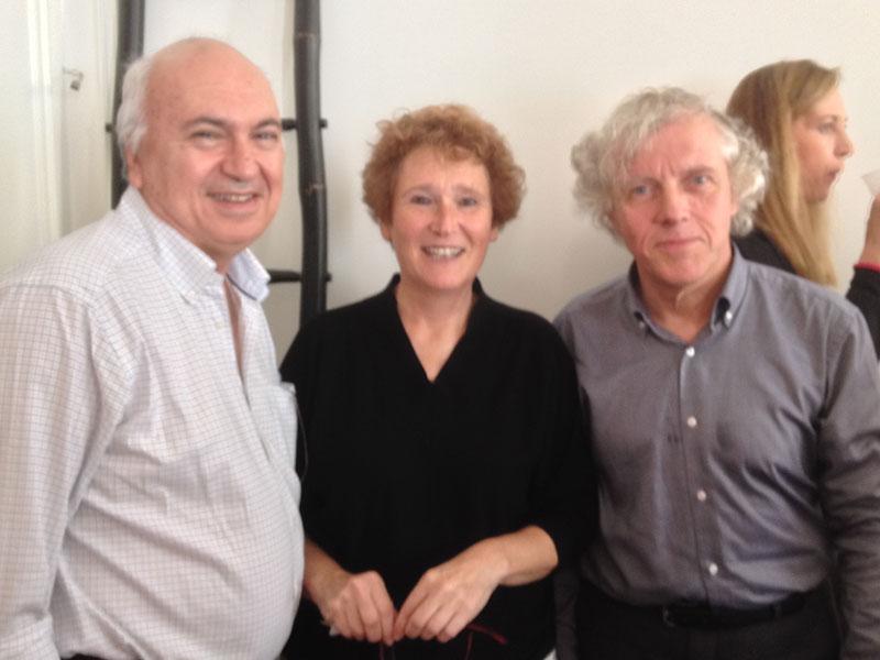 Avec David Haziot et Pascal Ory