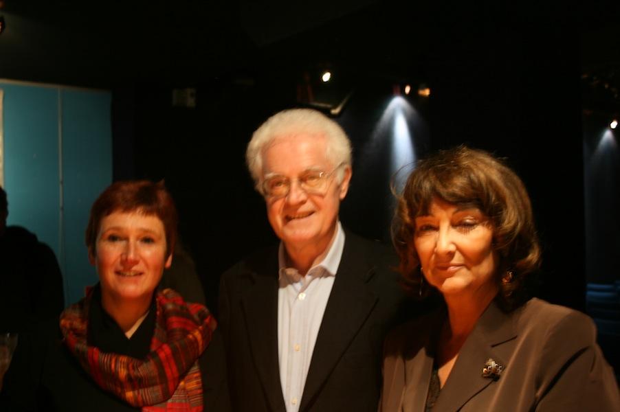 Avec L. Jospin et S. Agacinski